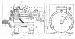 этапы производства электродвигателя