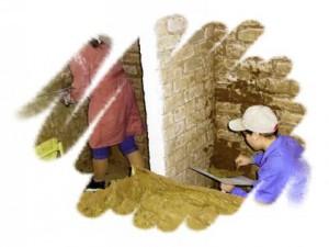 Применение глины