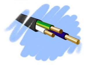 электрический кабель и его виды