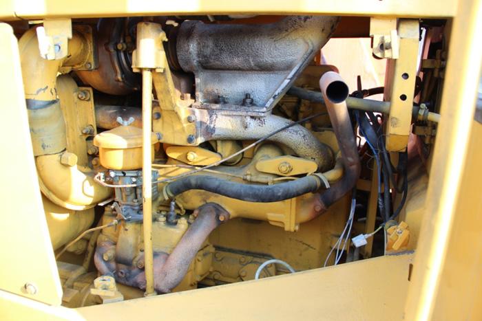 Бульдозер Б10-11.11ЕН двигатель