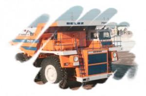 беспилотный БелАЗ-75131