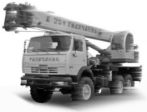 Автокраны Галичанин