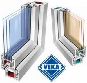Цветовые решения пластиковых окон Veka